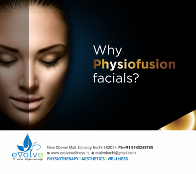 Why Physiofusion facial help?